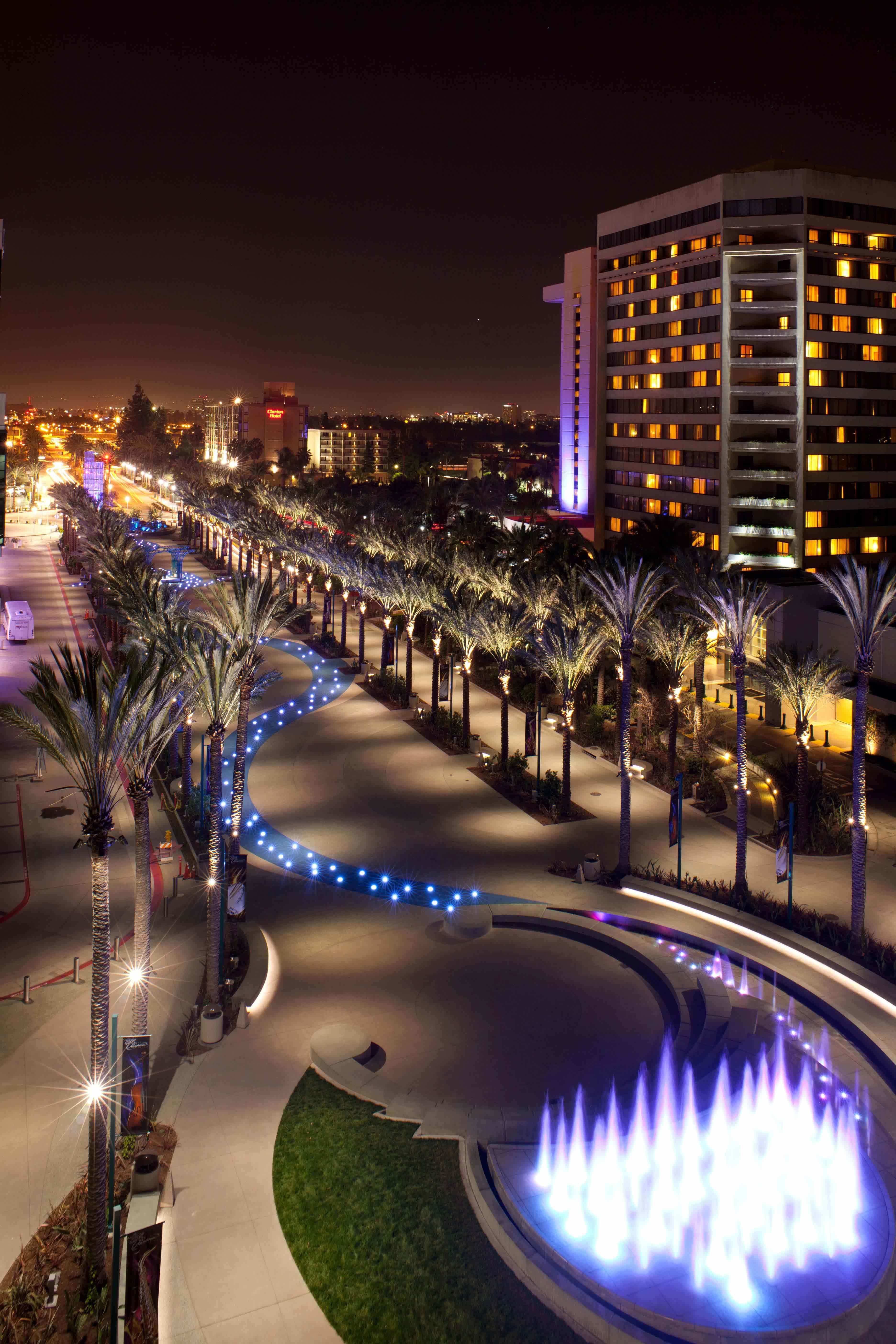 Grand Plaza Anaheim Convention Center Hevi Lite Inc