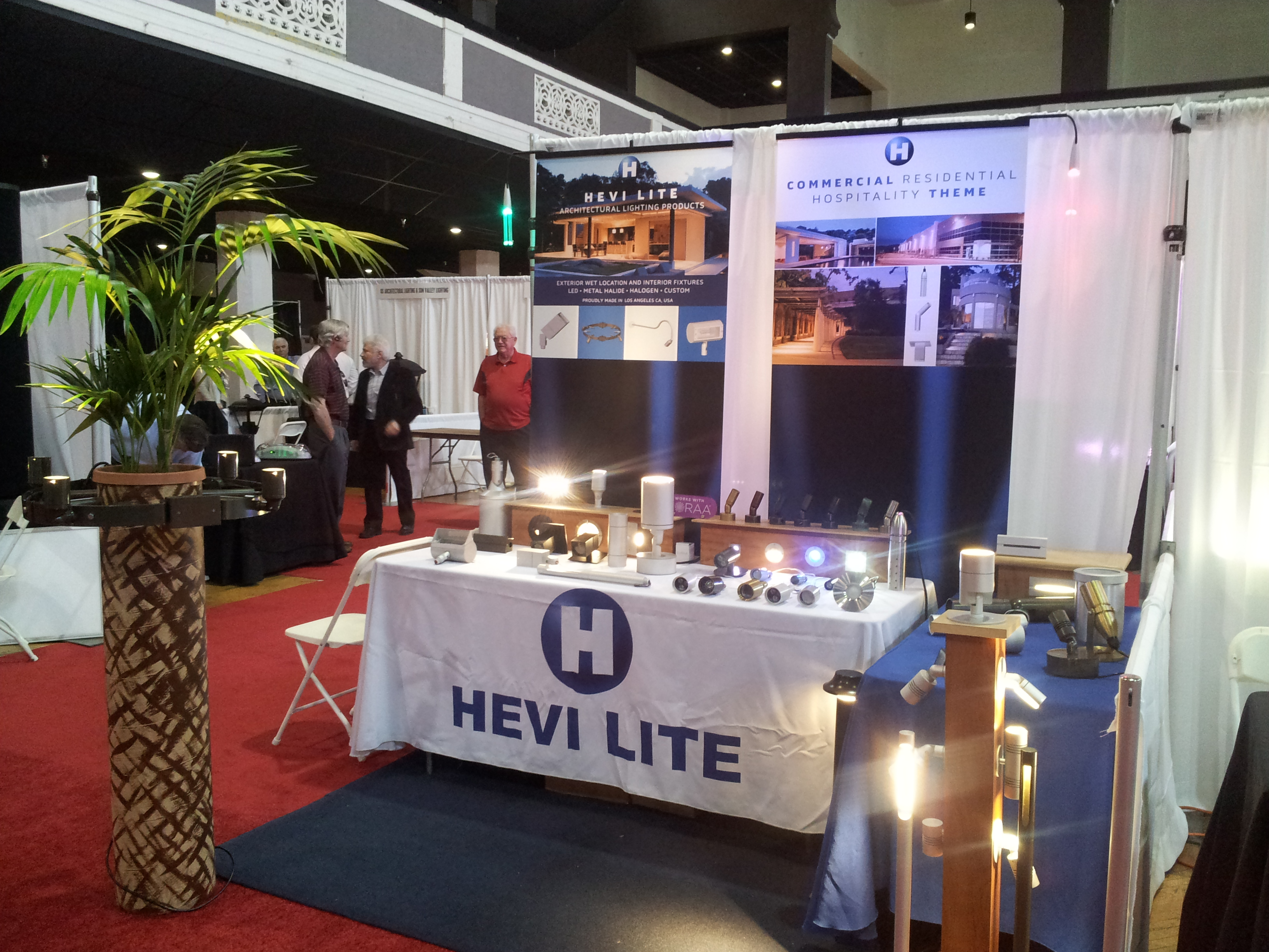 IESLA Lighting Product Show Pictures