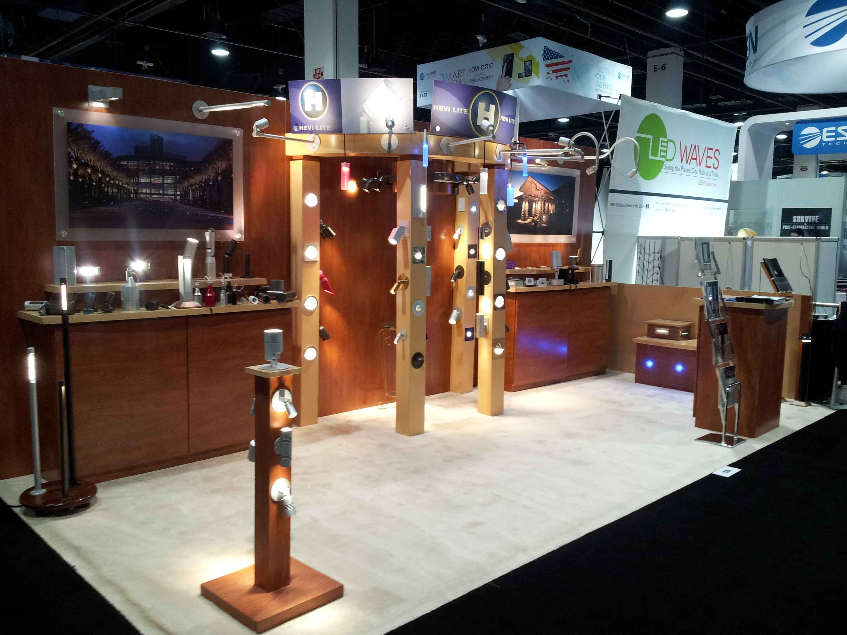 Lightfair International 2014 Pictures