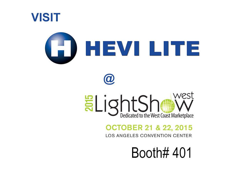 LightShow West 2015 – Los Angeles
