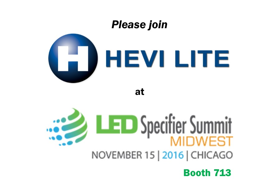 LED Specifier Summit Midwest 2016
