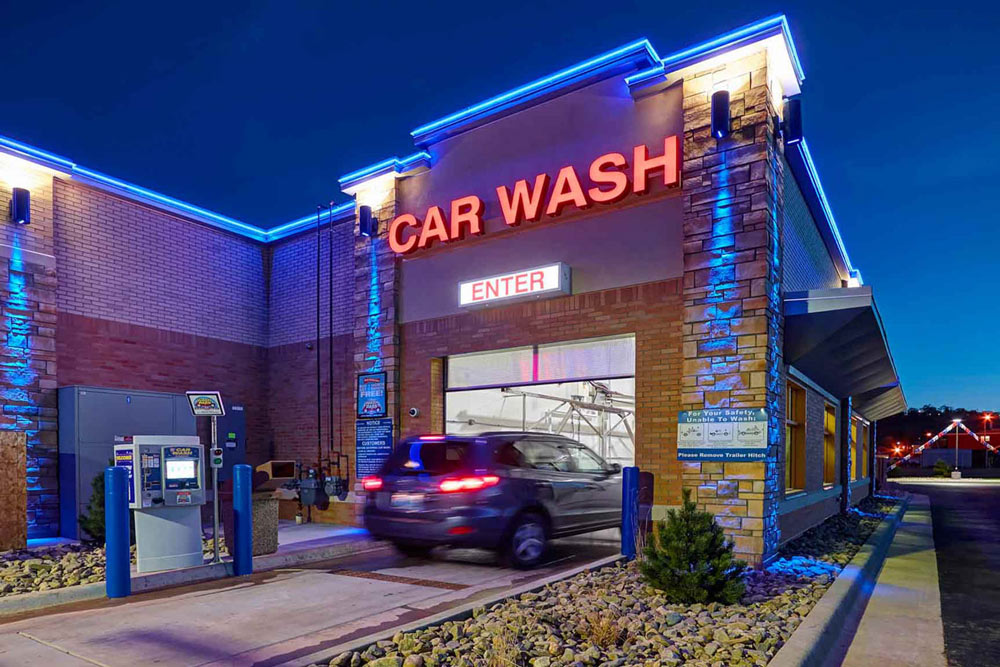Holiday Car Washes – Upper Midwest